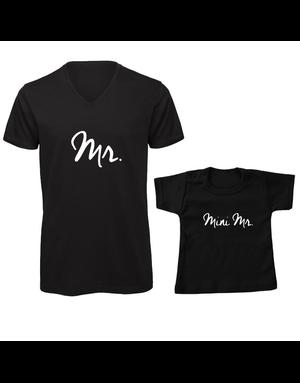 UMustHave Twinning | Mr en mini mr (sierlijk)