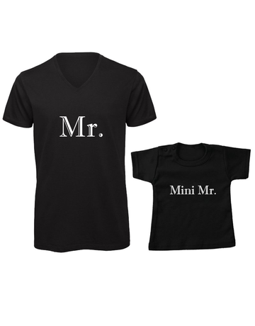 UMustHave Twinning | Mr en mini mr