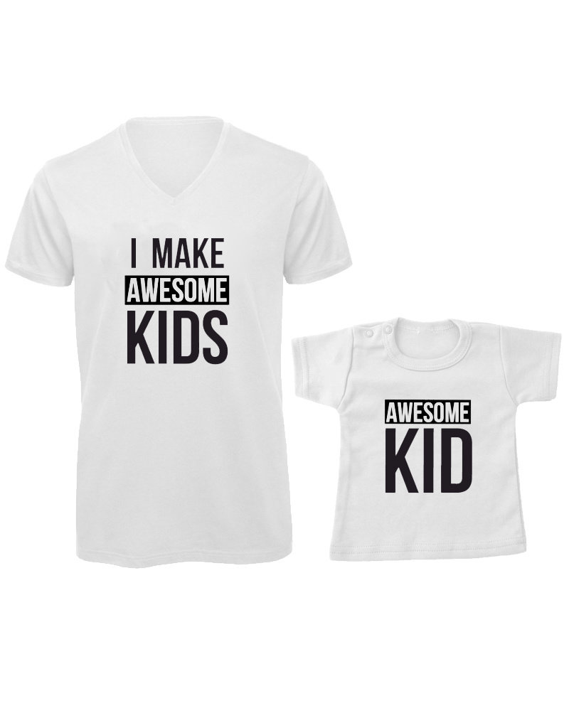 UMustHave Twinning | I make awesome kids