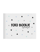 UMustHave Boeken | Foto boekje eerste jaar jongen