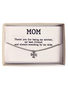 UMustHave Armband | Gift box mom klaver