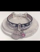 UMustHave Armband | Panter grey