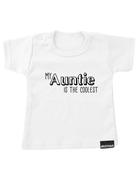 UMustHave Shirt | My auntie is the coolest
