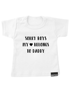 UMustHave Shirt | Sorry boys