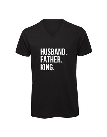 UMustHave Shirt los man | Husband, father, king