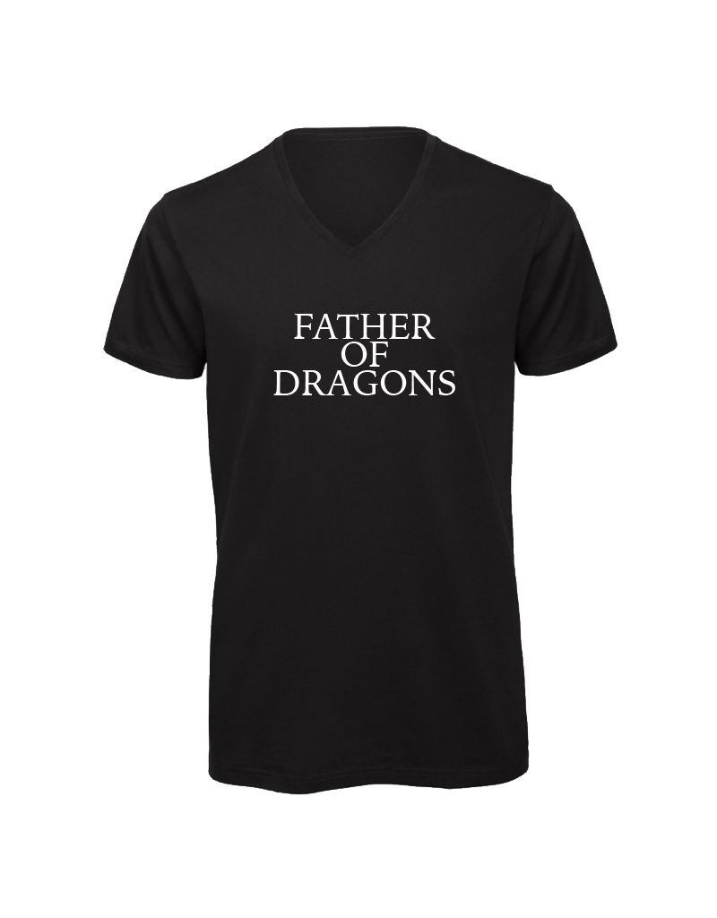 UMustHave Shirt los man | Father of dragons