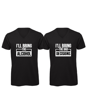 UMustHave Shirt los set man | Alcohol, decisions