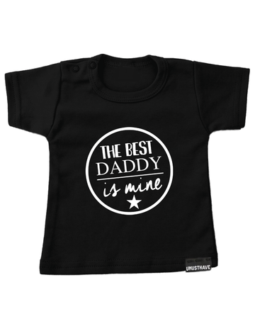 UMustHave Shirt | The best daddy is mine