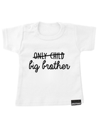 UMustHave Shirt | Only child, big brother