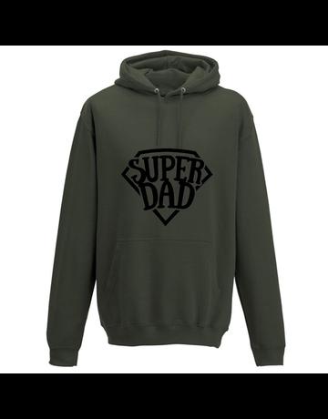 UMustHave Hoodie man | Super dad