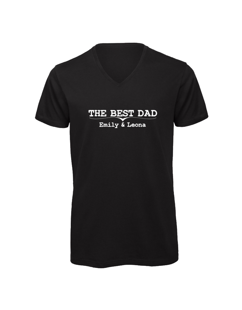 UMustHave Shirt los man | The best dad
