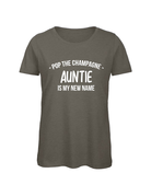 UMustHave Shirt los | Pop the champagne