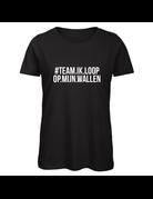 UMustHave Shirt los | Team, ik loop op mijn wallen