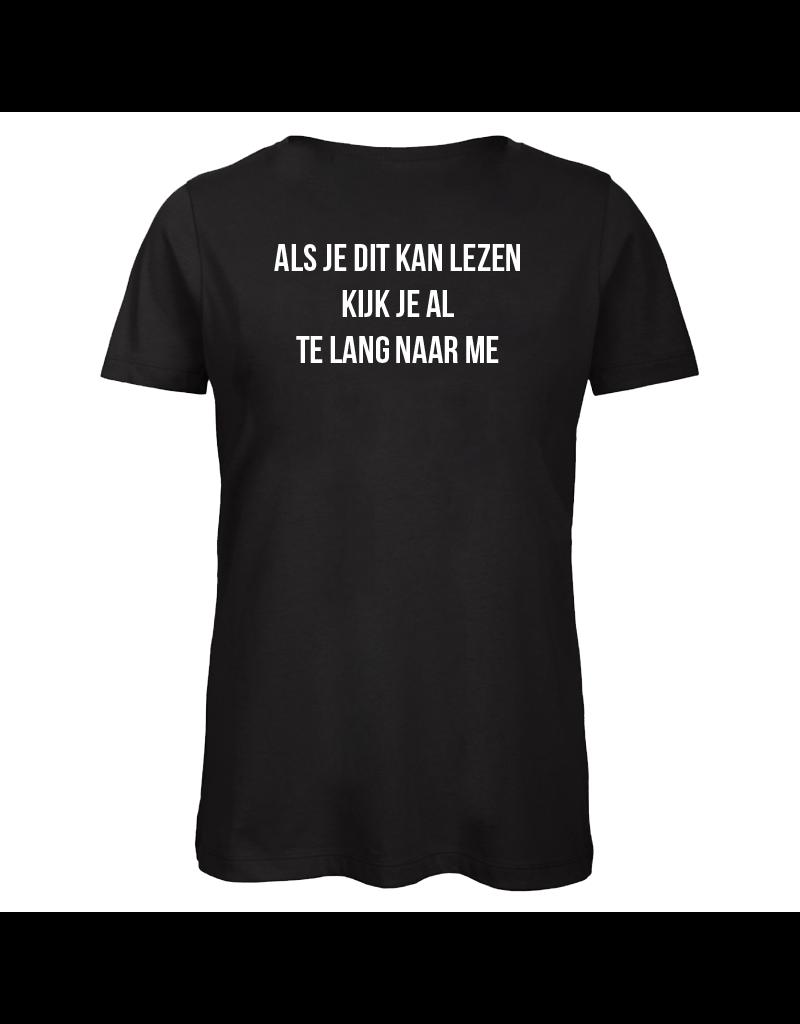 UMustHave Shirt los | Als je dit kan lezen