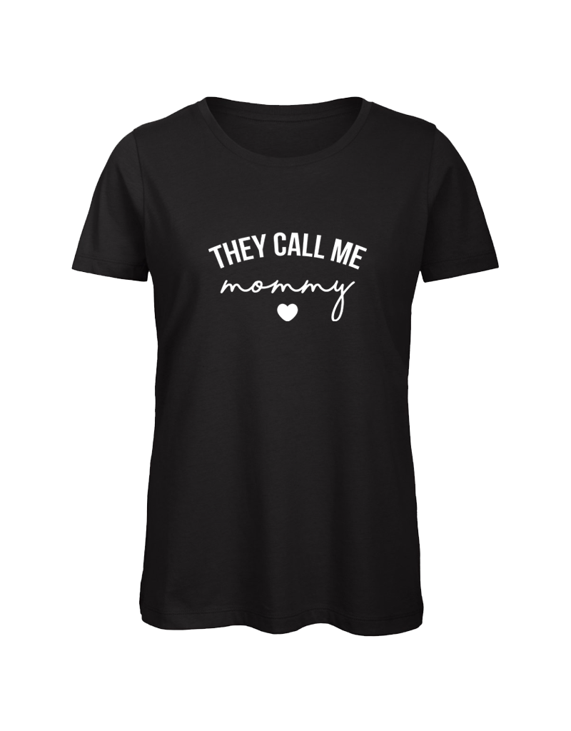 UMustHave Shirt los | They call me mommy