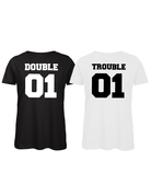 UMustHave Shirt los set | Double trouble 01