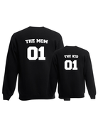 UMustHave Twinning sweaters | The mom, the kid