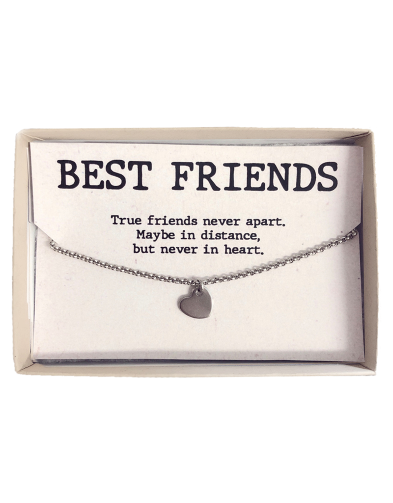UMustHave Armband | Gift box best friends hart