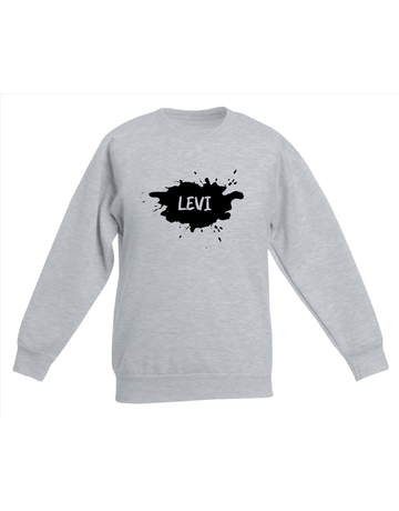 UMustHave Sweater kind   Splash naam