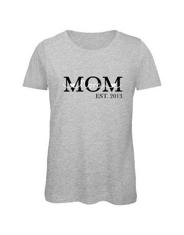 UMustHave Shirt los | Mom met namen