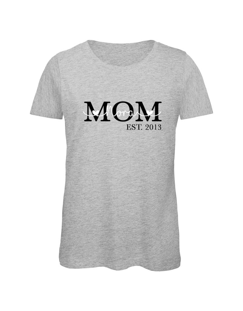 UMustHave Shirt los | Mom met namen