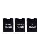 UMustHave Shirt los set | Trouble trio