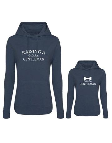 UMustHave Twinning hoodies | Raising a little gentleman