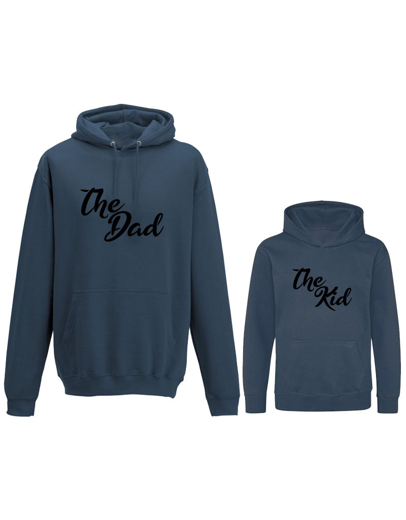 UMustHave Twinning hoodies man |The dad, the kid