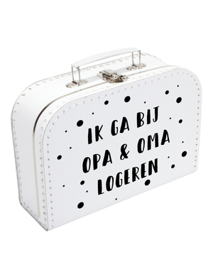 BrandLux Koffertje | Ik ga logeren