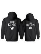 UMustHave Duo set hoodies | The King & His Queen