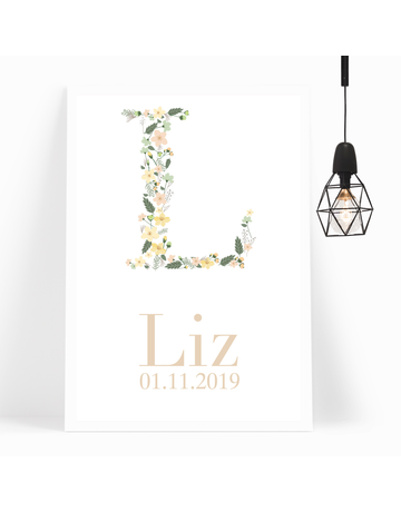 BrandLux Poster | Floral