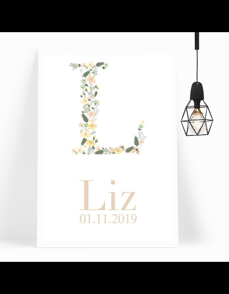 BrandLux Poster | Floral