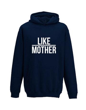 UMustHave Hoodie kind | Like mother blue