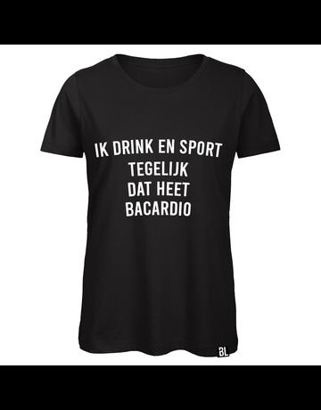 UMustHave Shirt los | ik drink en sport tegenlijk