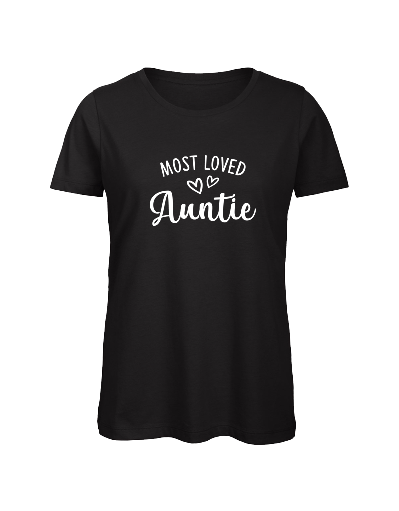 UMustHave Shirt los | Most loved auntie