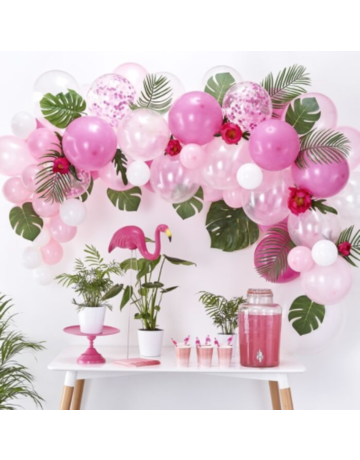 Gingerray PINK BALLOON ARCH KIT - BALLOON ARCHES
