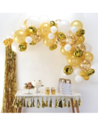 Gingerray GOLD BALLOON ARCH KIT - BALLOON ARCHES