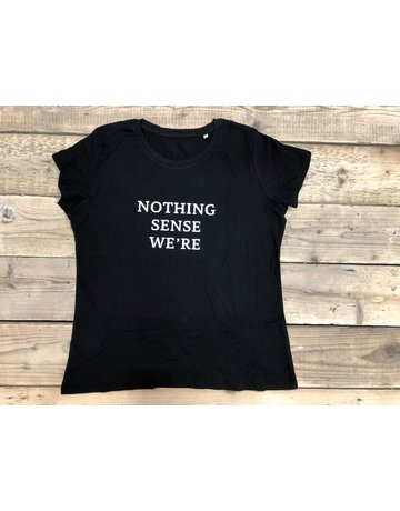 UMustHave SALE SHIRT LOS| XL | NOTHING SENSE WE'RE