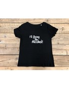 UMustHave SALE SHIRT LOS| M | I'LL BRING THE ALCOHOL