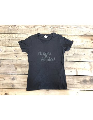 UMustHave SALE SHIRT LOS| S | I'LL BRING THE ALCOHOL