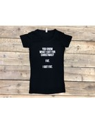 UMustHave SALE ZWANGERSCHAPSSHIRT | M | YOU  KNOW WHAT