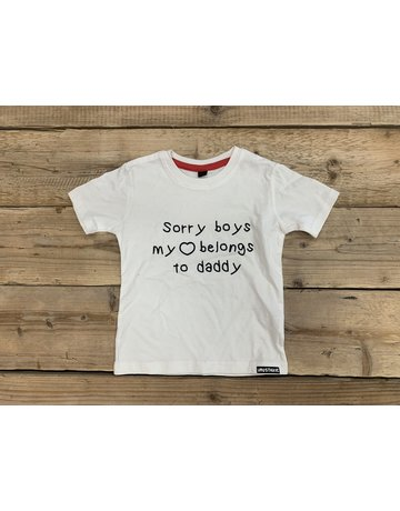 UMustHave Sale Shirt Kind   2/3Y   Sorry Boys