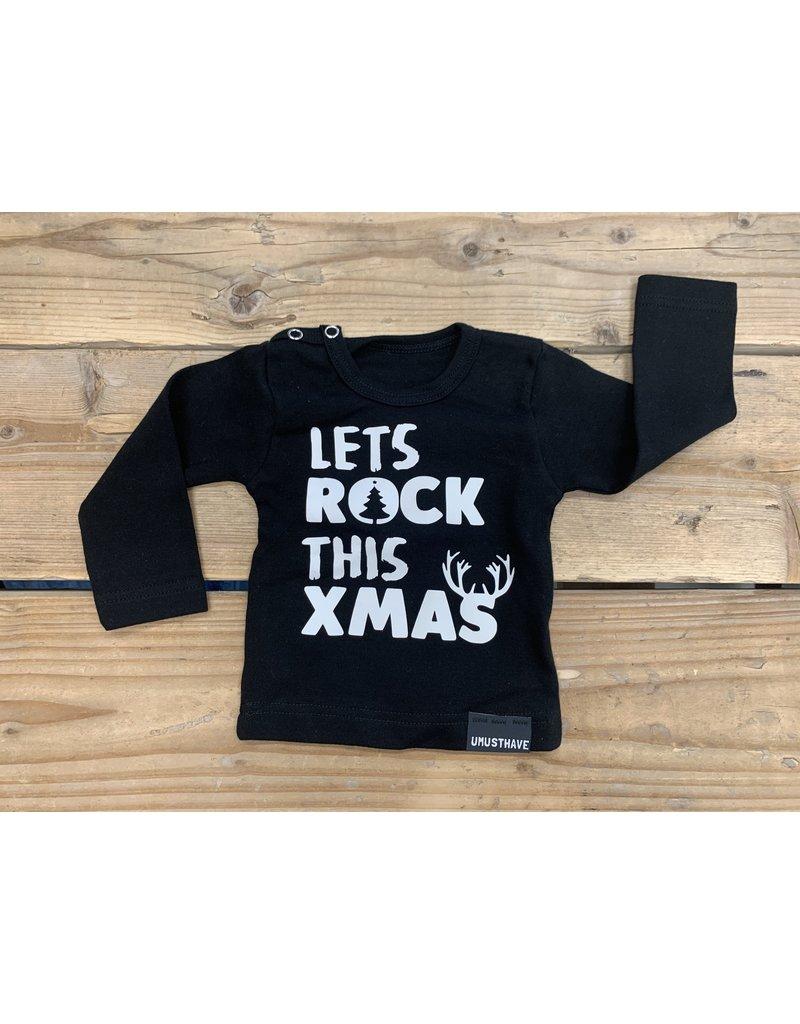 UMustHave Sale Shirt Kind | 50/56 | Lets rock this xmas