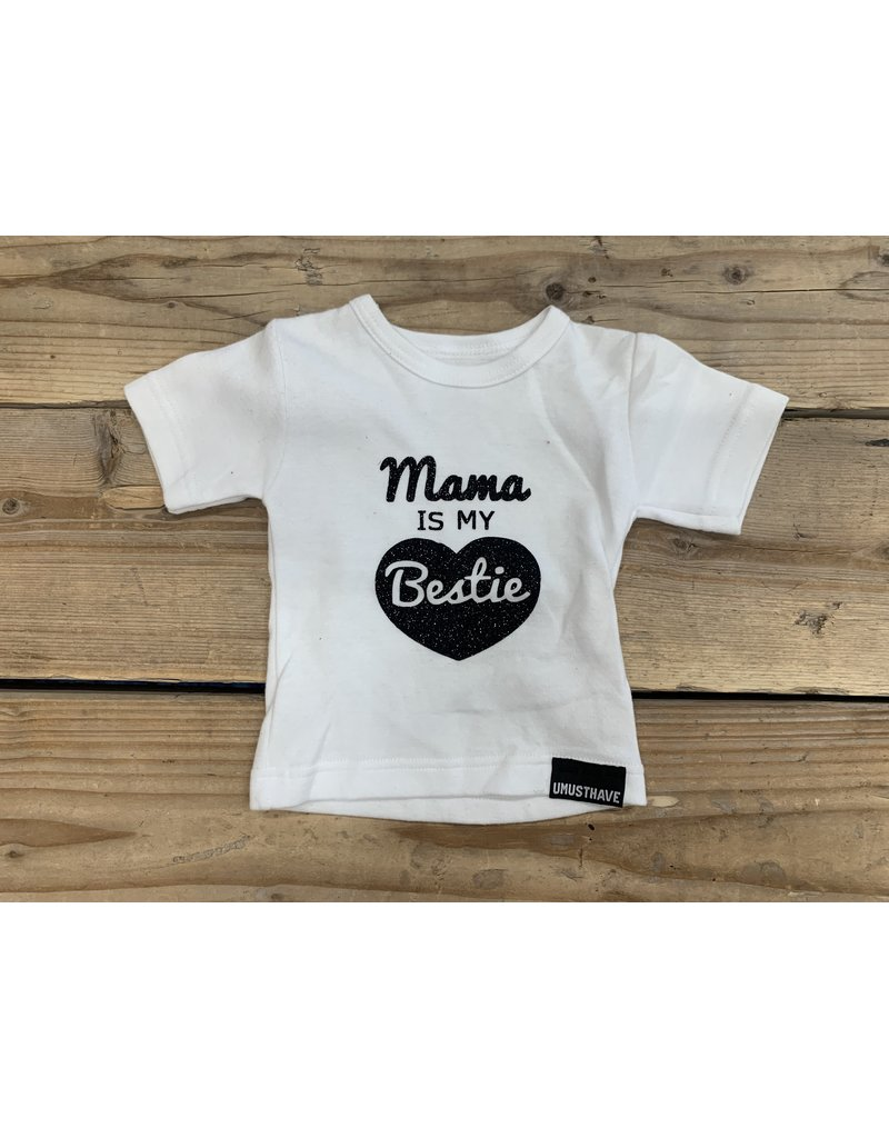 UMustHave Sale Shirt Kind | 50/56 | Mama is my bestie