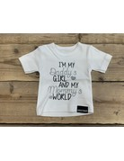 UMustHave Sale Shirt Kind   50/56  I'm daddy's girl and my mommy's world