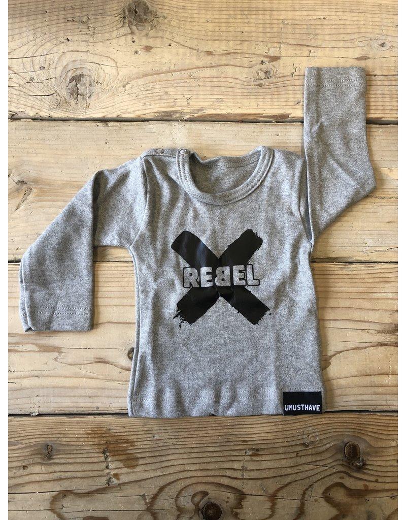 UMustHave Sale Shirt Kind   50/56   Rebel