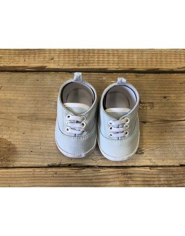 UMustHave Sale Schoentjes Kind | 3/6M | Babyblauw