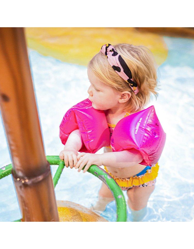 UMustHave Neon Roze Zwembandjes 0-2 jaar