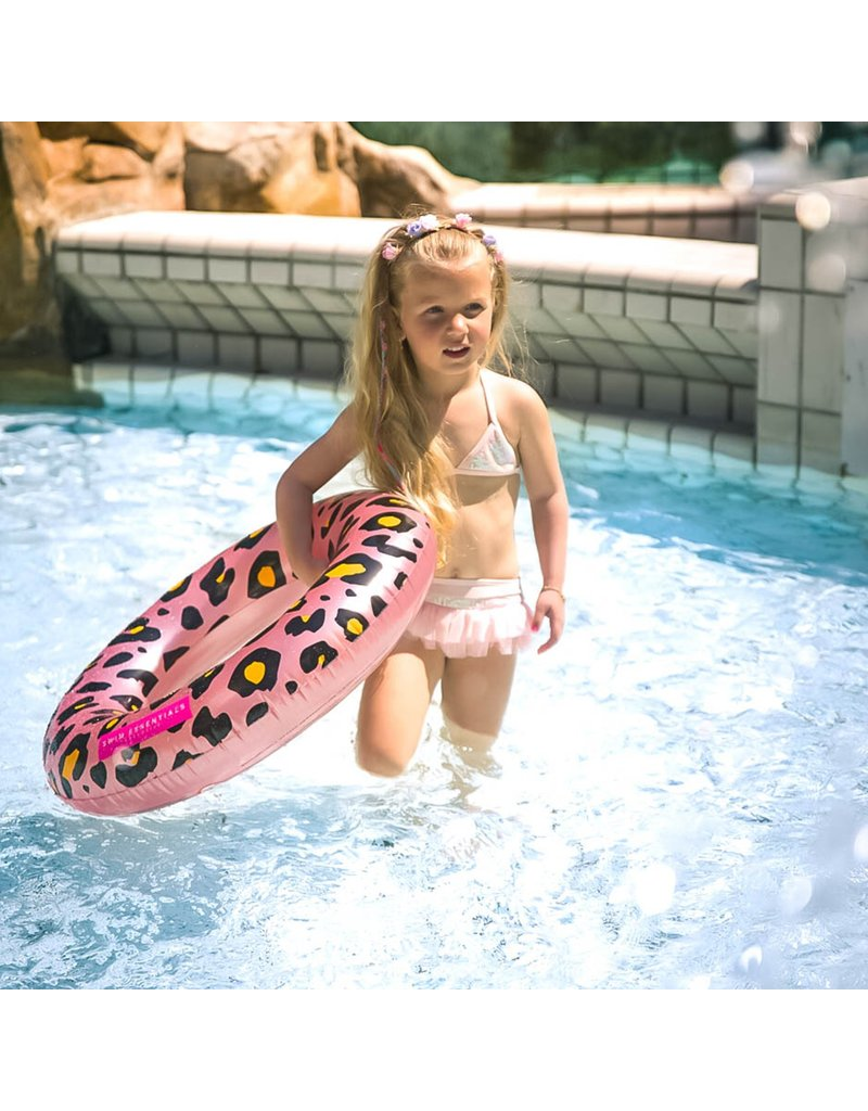 UMustHave Rosé Gouden Panter Kinder Zwemband - 70 cm