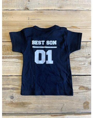 UMustHave Sale shirt kind | 62/68 | best son 01 zwart